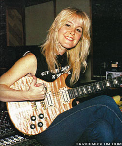Lita Ford came back